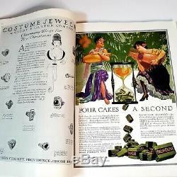 Vintage Vogue Magazine Authentique Et Complète Christmas 1 Décembre, 1916