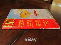 Vol Magazine Fate. 1 No. 1 Printemps 1948 Les Disques Volants Rare Originale Soucoupes Vgc