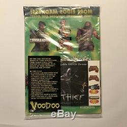 Voodoo 3dfx Magazine # 4 Hiver 1998 Disque De Démonstration Scellé, Ff7 Inclus