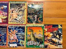 Vtg Magazines Lot Jeu Informateur De 9 No. 2,3,4,5,6,8,9,10,11 Complet