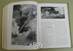 War Magazine De Pearson Des Mondes 1er Ed 1897 Antique Science-fiction Wells