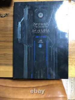 Xenoblade Chroniques X Le Fichier Secret Art De Mira Japonais Game Art Book