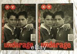 Xy Magazine Originale Limitée Ed. Box Set Feat. Problèmes 1-6 + 24 Numéros 1996-2001
